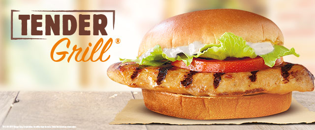 TENDER GRILL®