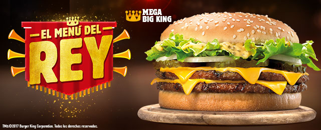 MEGA BIG KING